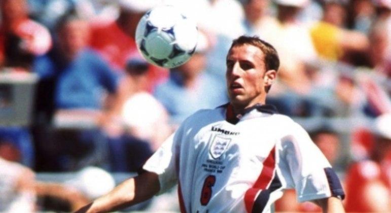 Gareth Southgate - técnico da Inglaterra