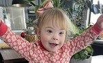 Em seu canal, com mais de 65.000 seguidores, ela divide a alegria de Olive com o mundo e espera encorajar outras pessoas com filhos com síndrome de Down