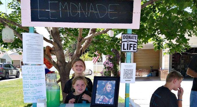 As irmãs moram em Utah e todo o dinheiro arrecadado será doado a uma ONG