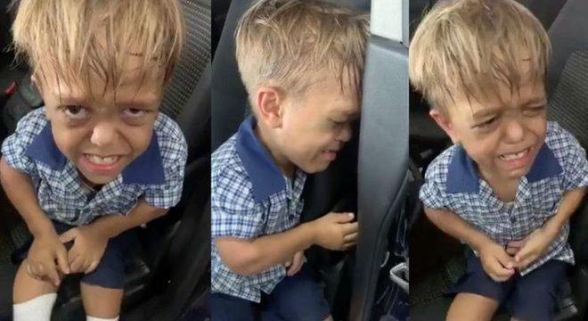 Vídeo em que garoto australiano Quaden Bayles chora por causa de bullying viralizou em todo o mundo