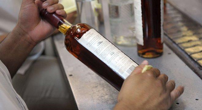 A marca de rum Santa Teresa é a empresa mais atuante na Bolsa de Caracas
