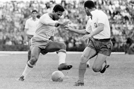 Garrincha foi um dos atacantes escolhidos
