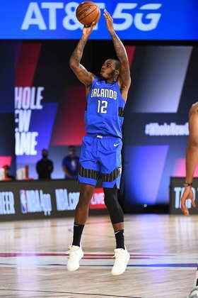 Gary Clark (Orlando Magic) 6,0 - Substituindo o lesionado Aaron Gordon, Clark entrou no quinteto titular e obteve 15 pontos e seis rebotes em 28 minutos