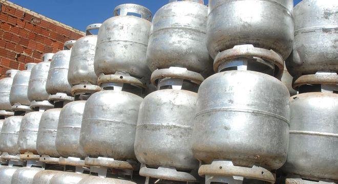 Ministro estima que em dois anos o preço do gás de cozinha deve baixar