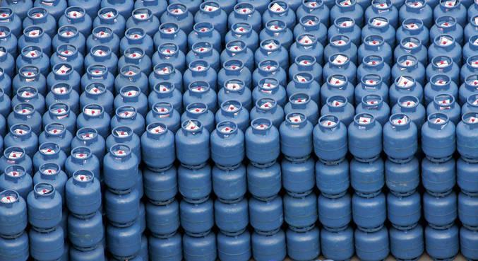 Petrobras anunciou reajuste de 7% do preço do botijão nas refinarias