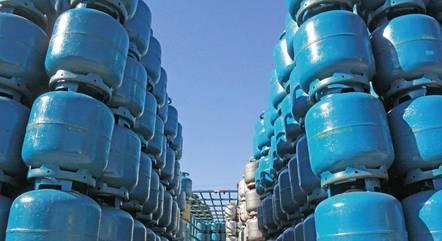Cada botijão passará a custar R$ 39,69 nas refinarias