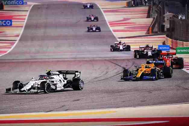 Gasly pontuou em apenas uma das últimas quatro corridas.