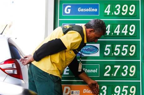 Resultado de imagem para discutir preços da gasolina agencia brasil