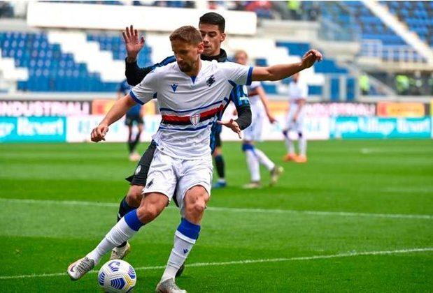 Gastón Ramírez (Argentina) - Sampdoria - Contrato até: 30/06/2021
