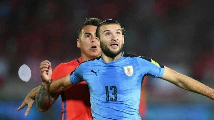 Gastón Silva: lateral-esquerdo - 27 anos - uruguaio - Fim de contrato com Huesca - Valor de mercado: 1,2 milhão de euros (cerca de R$ 7,2 milhões na cotação atual).