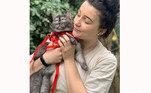 Tudo mudou, no entanto, quando a americana Francisca Franken encontrou sua foto nas redes sociais do abrigo