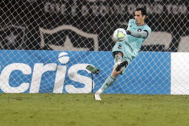 Gatito Fernández (32 anos) - Goleiro do Botafogo