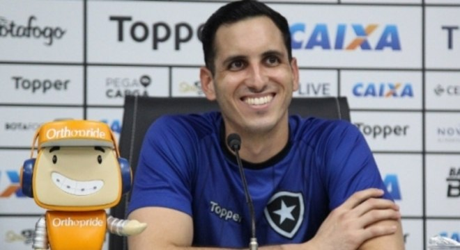 Gatito tem bons números no Botafogo 08e0f09611b5a