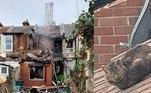 Na véspera do ano novo, uma possível explosão de gás destruiu quase completamente uma casa dePortsmouth. A família conseguiu fugir no meio do estrondo, mas o gato Vladimir ficou na sala de estar. O caso seria um momento de tristeza completa, se Vladimir não aparecesse cinco dias depois, com não mais que alguns pelos chamuscados