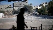 Cessar-fogo suspende conflitos em Gaza; palestinos retomam protestos