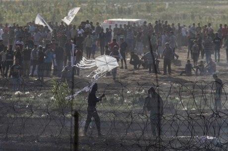 Conflito na Faixa de Gaza se intensificou