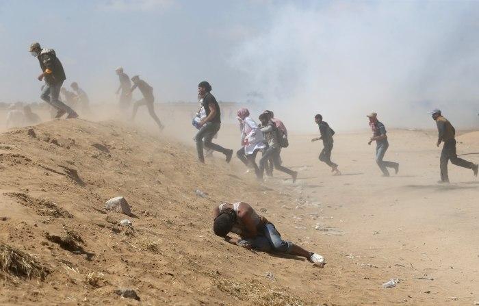 Gaza: Israel diz que Hamas limitou protestos após alerta do Egito