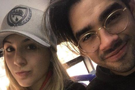 Noiva de Gabriel disse que já acionou a polícia