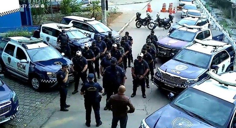 Operação da GCM intensifica policiamento em regiões de Guarulhos