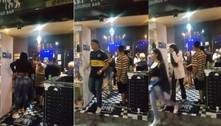 GCM de São Bernardo dispersa 2,7 mil pessoas em festas irregulares