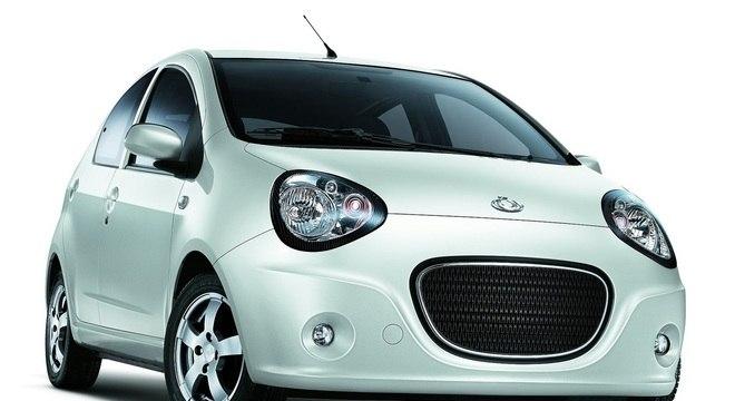 Geely Panda: carros compactos e modelos de entrada compunham portfólio da marca há dez anos