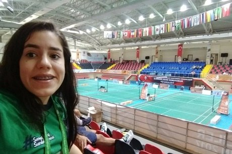Atleta disputou competição na Turquia