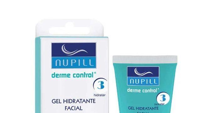 Gel hidratante facial Nupill