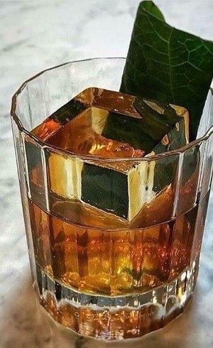 Bons drinks precisam de muito gelo