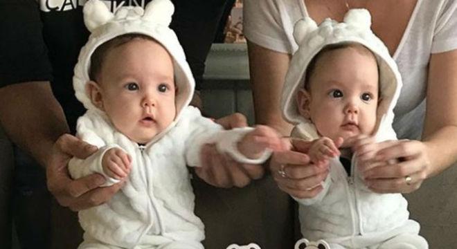 Gêmeas precisam do remédio mais caro de todos para viver