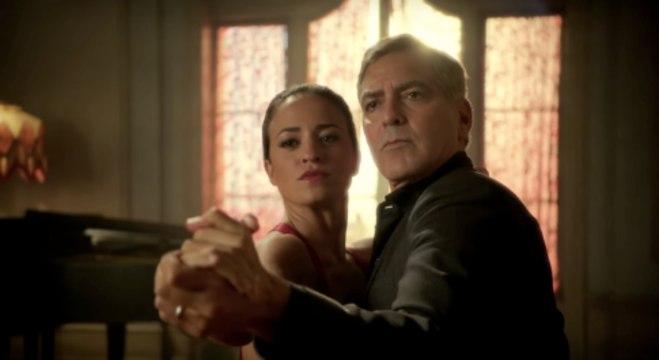 Gemma Marín é professora de tango de Clooney em comercial da Nespresso