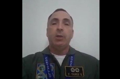 General Yánez Rodríguez pediu saída de Maduro
