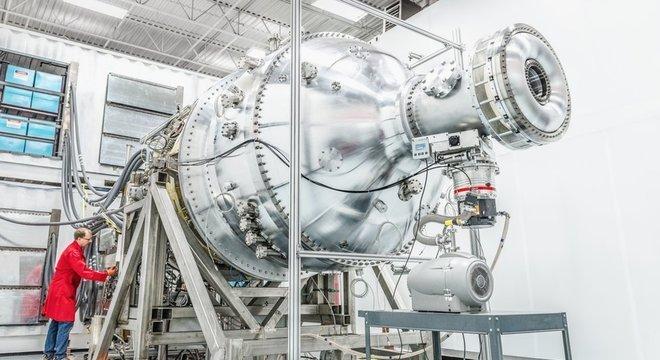 A General Fusion acredita que seu método poderá ser testado em cinco anos