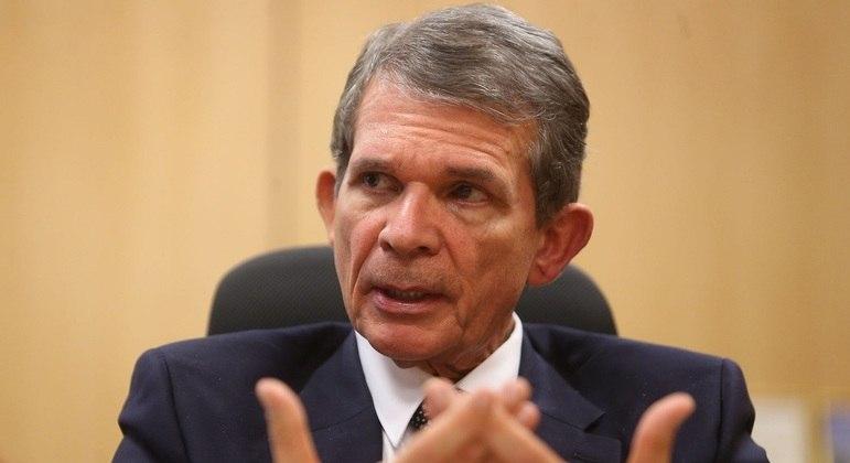 General Joaquim Luna e Silva foi indicado por Bolsonaro para a presidência da Petrobras