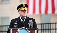 Comandantes militares dos EUA condenam invasão do Capitólio