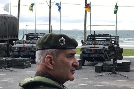 General Ramos substitui Santos Cruz na Secretaria de Governo