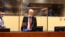 Condenado por Srebrenica, Mladic recebe nova acusação de genocídio