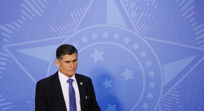 General Santos Cruz foi demitido do cargo de ministro da Secretaria de Governo