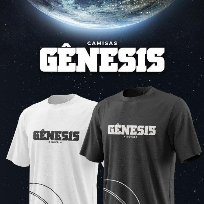 As camisetas podem ser adquiridas na arcacenter.com.br