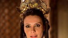 Camila Rodrigues faz aulas de dança e alonga os cabelos para viver Nadi em Gênesis