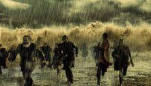 Dilúvio é uma das cenas mais aguardadas de 'Gênesis'