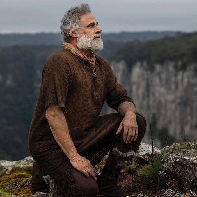 Oscar Magrini dará vida ao personagem Noé