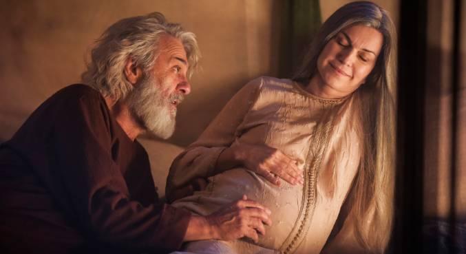 Isaque foi bastante esperado por Sara e Abraão em Gênesis