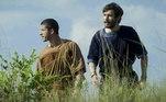Jovens, Abrão (Vitor Novello) e Harã (Ricky Tavares) aparecem no topo da montanha.Gênesis vai ao ar de segunda a sexta-feira, a partir das 21 horas; com os melhores momentos da semana aos sábados, no mesmo horário, naRecord TV