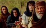 Na época, eracomum expressar a fé por meio de sacrifícios, como fez Abraão ao ir em direçãoao Monte Moriah. Você pode rever essa sequência repleta de emoção noPlayPlus.com