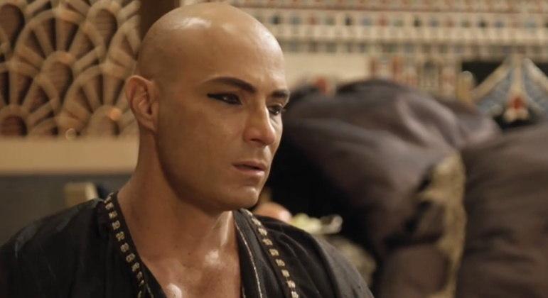 Faraó condenou padeiro à forca depois de Amarilis morrer envenenada