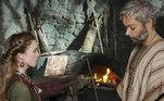 Antes disso,Terá (Angelo Paes Leme) se explica para Sarai (Laryssa Ayres).Iafa (Thais Belchior) fala sobre a recusa de Terá