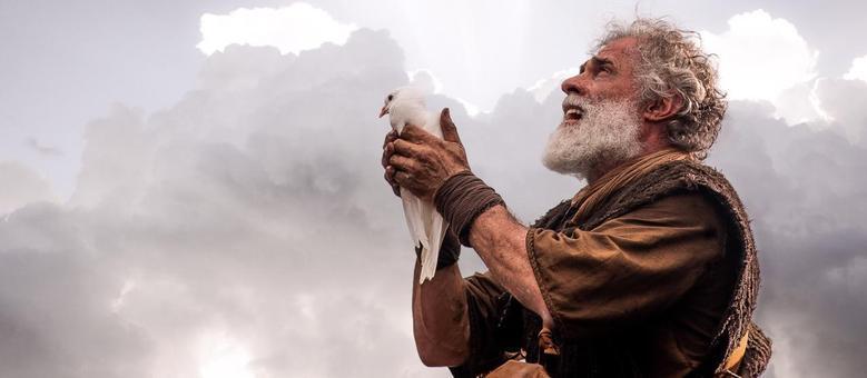 Justo e sereno, Noé gosta de estar em contato com a natureza