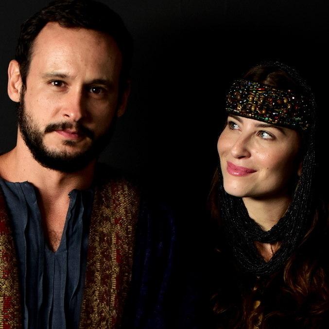 Guilherme Dellorto viverá Isaque e Bárbara França dara vida à doce Rebeca