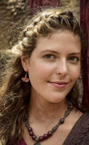 Cilá (Duda Balestro): Filha de Sidom, neta de Canaã.