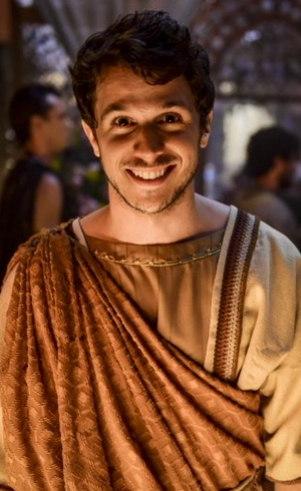 Azel (João Villa ): Irmão de Gate e Alom. Forma sua família com Maresca e se torna o pastor responsável por grande rebanho, até que uma desavença pode colocar a perder tudo o que ele conquistou.